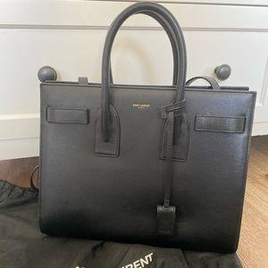 Ysl Saint Laurent sac de jour large bag